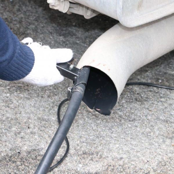 Mega comando atua mais de 830 automóveis a diesel irregulares