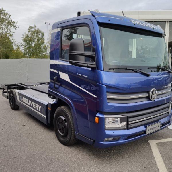 Caminhões e ônibus elétricos chegarão ao Brasil, anuncia Volkswagen