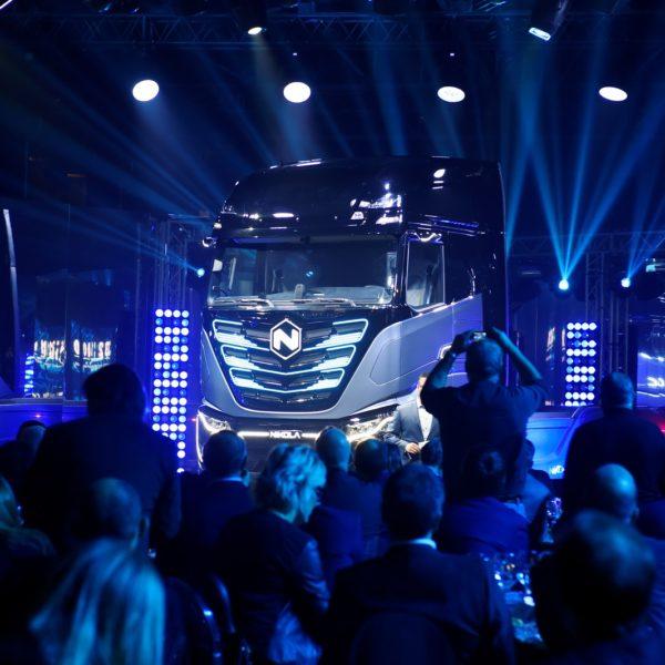 Iveco lança seu 1º caminhão elétrico