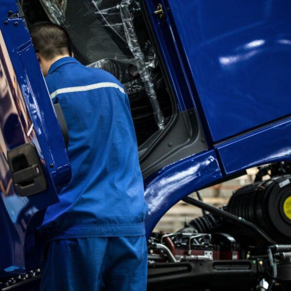 Brasil mantem ótimo desempenho na produção de caminhões